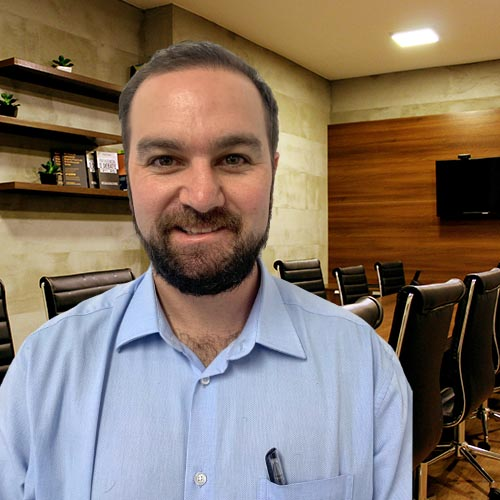 Jorge De Lima - Sales manager